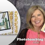 BLOG HOP & GIVEAWAY: New Catalog Theme – Photobombing Llama Card