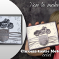 VIDEO: Chrome-tastic Motorcycle Card from One Wild Ride