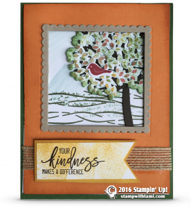 stampin up thoughtful branchesrachael rife