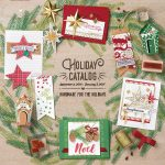 NEWS: Stampin Up Holiday Catalog Pre-Order, Card Swap & videos