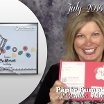 VIDEO: July 2016 Paper Pumpkin Kit, Alternate Projects & Giveaway