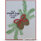 CARD: May the Simple Joys be yours card from Christmas Pines