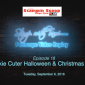 Tuesday's Stampin Scoop Show – Episode 18 – Cookie Cutter Halloween and Xmas
