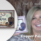 VIDEO: How to make a Copper Paisley WOW card