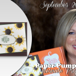 VIDEO: September 2016 Paper Pumpkin Kit, Alternate Projects & Giveaway