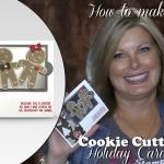 VIDEO: Stinkin' Cute Cookie Cutter Gingerbread Baking Sheet