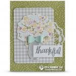 CARD: Beautiful Thankful Life Card