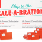 SPECIAL: Paper Pumpkin on Sale for Sale-a-bration