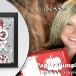 VIDEO: December 2016 Paper Pumpkin Kit, Alternate Projects & Giveaway