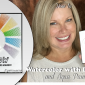 VIDEO: How to watercolor with ink pads using Everyday Hero