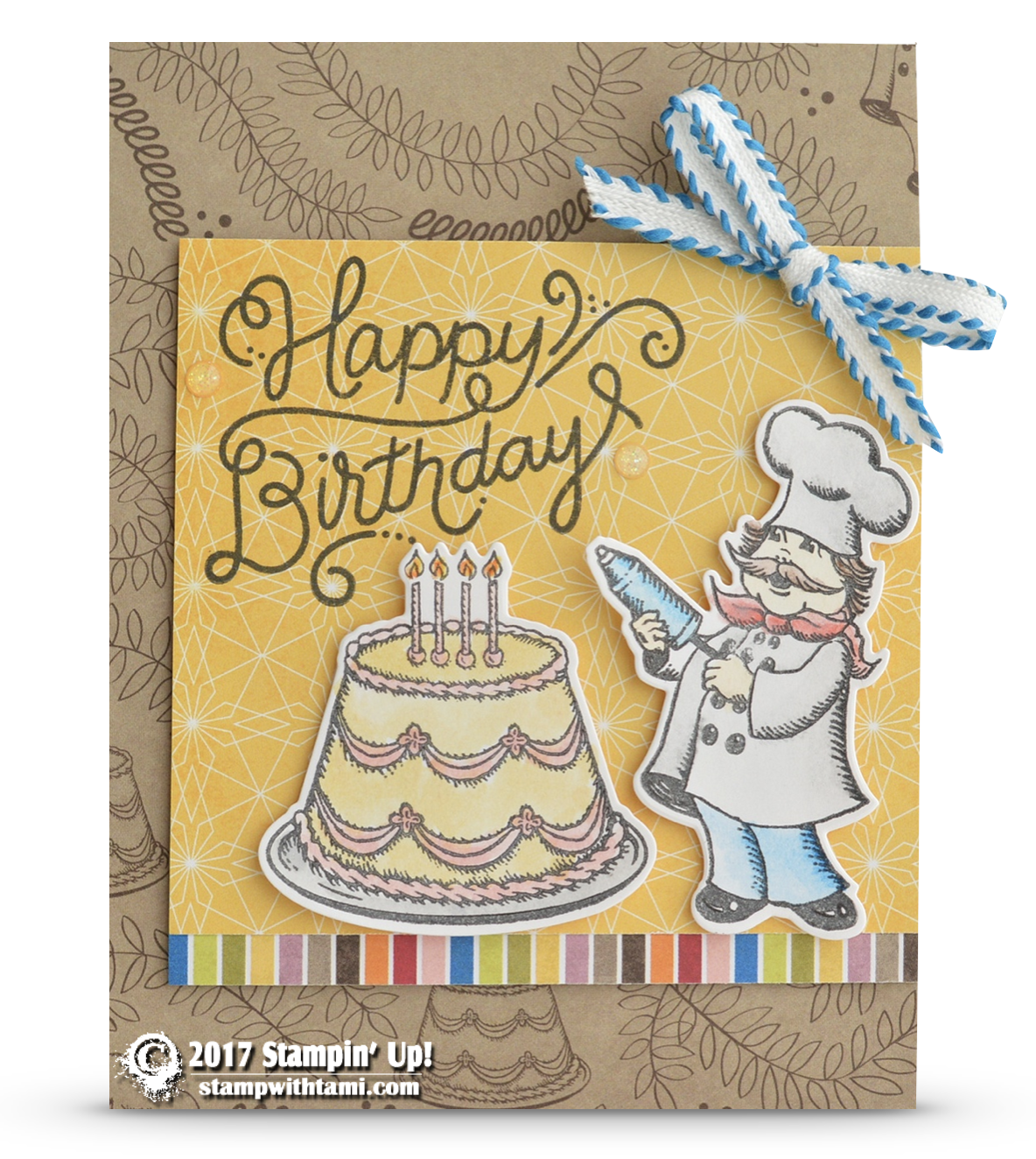 Remarkable Card Happy Birthday Delivery Chef Card Part 1 Of 2 Funny Birthday Cards Online Chimdamsfinfo