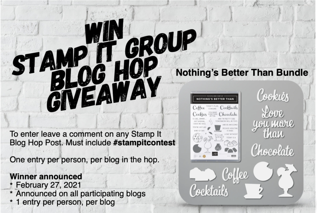 Win Stamp It Group