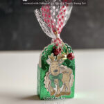 Stampin Up Holiday Treat Boxes reindeer warm and toasty stamp set
