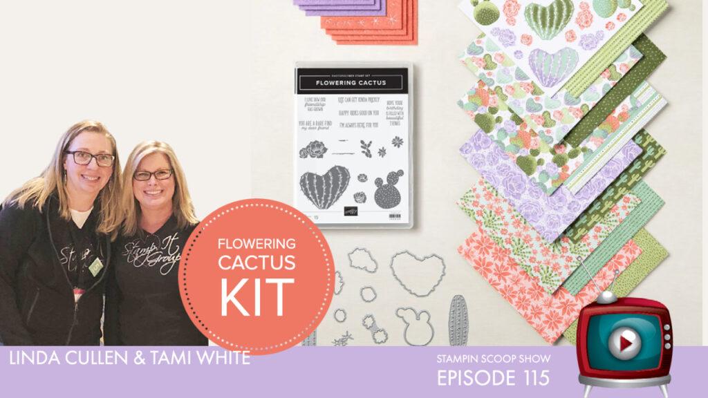 Flowering Cactus Kit