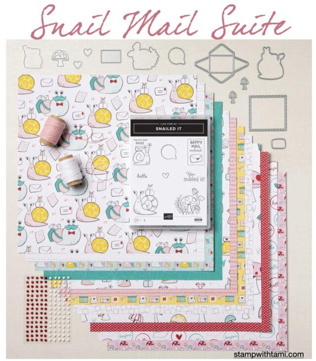 snail mail suite
