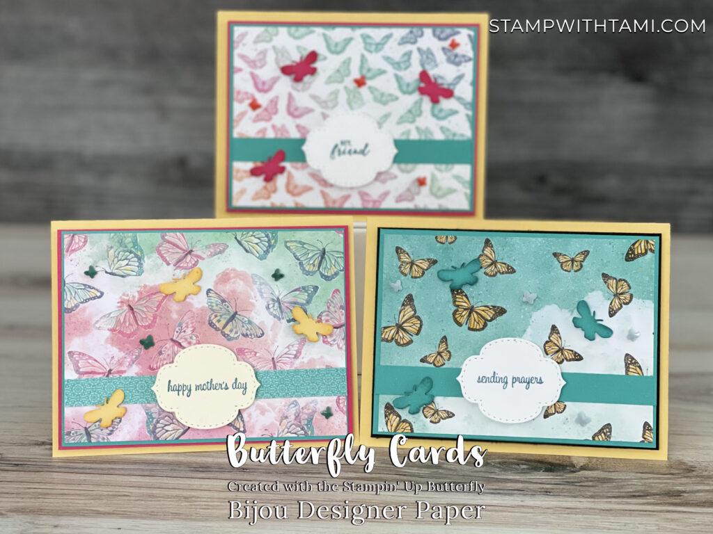 Butterfly Bijou Card Set