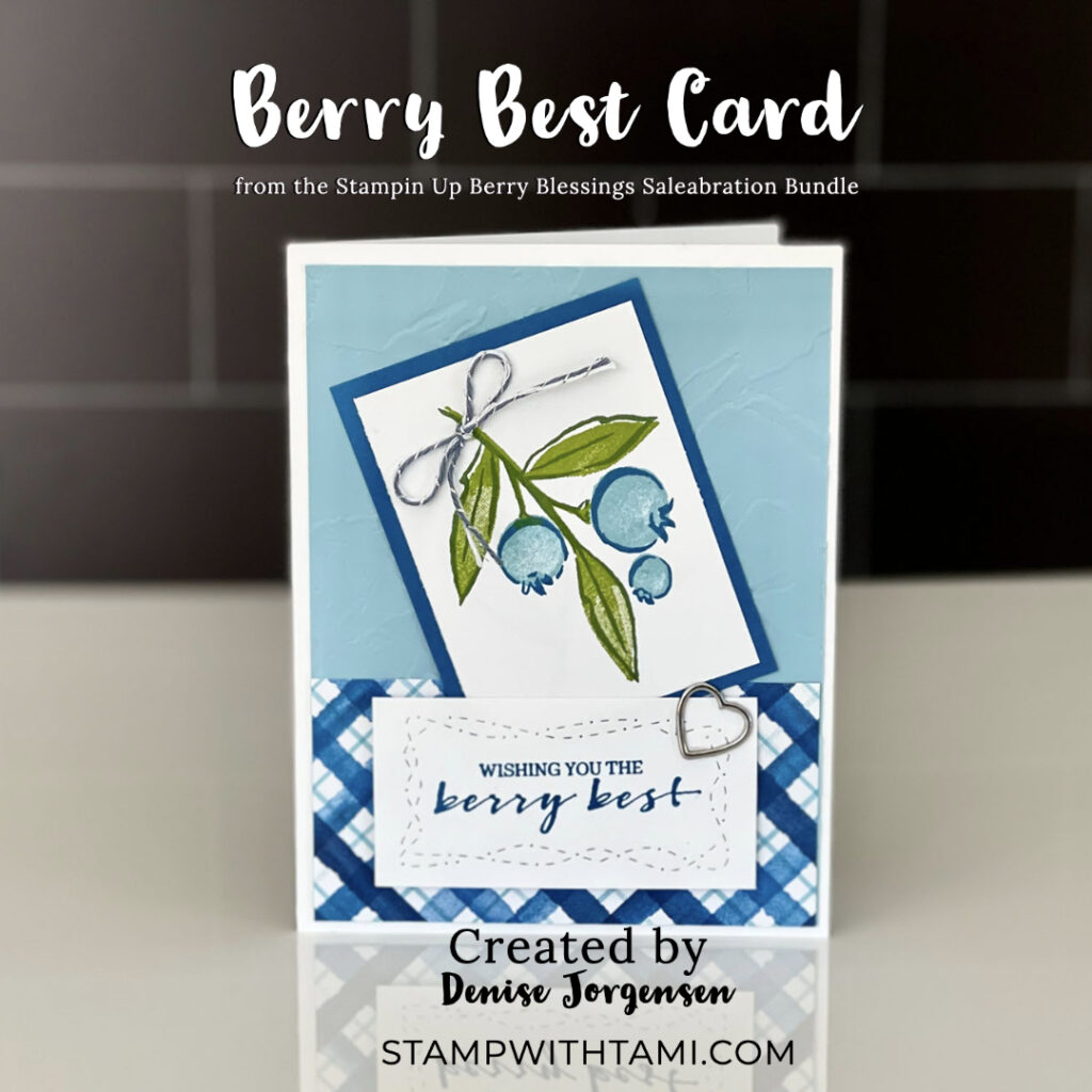 Berry Blessings Cards