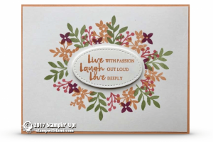 Stampin Up Affectionately Yours Suite