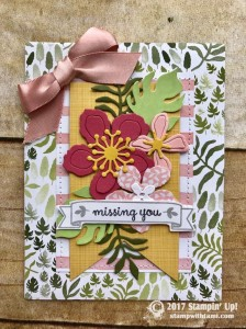 stampin up stampin Stampin Up Botanical Blooms Stamp set