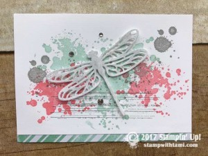 Stampin Up Gorgeous Grunge Stamp set