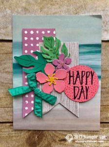Stampin Up Botantical Blooms Stamp set