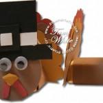 VIDEO TUTORIAL: Tom the Turkey Nugget