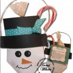 VIDEO TUTORIAL: Snowman Soup Gift