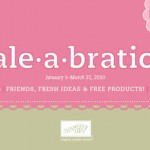 FREE STAMPS – It's Sale a Bration time!