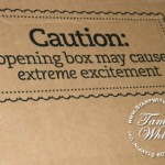 Caution: Opening may cause extreme excitment