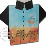 Tommy Bahama Tropical Shirt Card