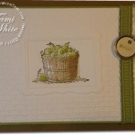 VIDEO TUTORIAL: Watercoloring & Double Impression Folders