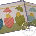 VIDEO TUTORIAL: Bird Punch Peeps & Eggs