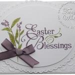 VIDEO: Easter Blessings Card