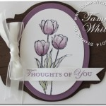 VIDEO: Blessed Easter Watercolor Card