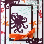 Stampin Up Sea Street Triple time Technique video tutorial from Tami White