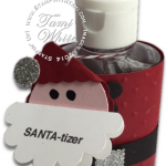 VIDEO: Santa-tizer to the rescue