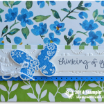 OCCASIONS: Butterfly Basics meet the Sheltering Tree
