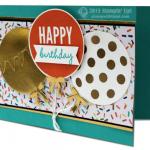 CARD: Birthday Bash Celebrate Today