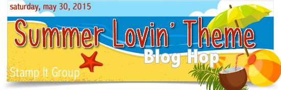 stamp it summer loving blog hop