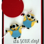 VIDEO: Minion Mania Gift Set Part II – Birthday Card