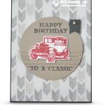 CARD: Guy Greetings Birthday Classic Card