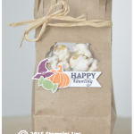 PROJECT: Halloween Treat Bags