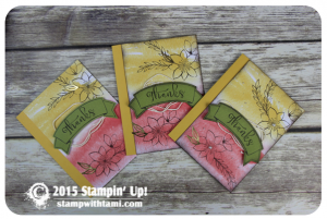 stampin up paper pumpkin october 2015 step up 1