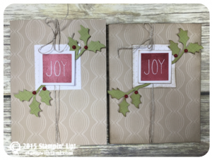 stampin up paper pumpkin cards stepped up1