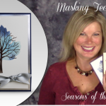 VIDEO: How to make a Masked Tree in a Leaf Technique