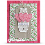 CARD: Love You This Much Bear Hugs Valentines Day