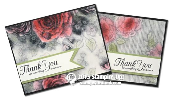 stmapin up timeless elegance cards