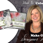 VIDEO: How to Colorize and Make Your Own Glimmer Paper