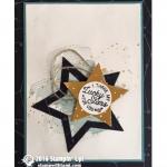 CARD: Thank My Lucky Stars Masculine Card
