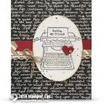 CARD: Retiring Tap, Tap, Tap – Hello My Friend Card